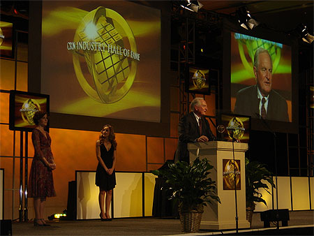 2006 CRN Industry Hall of Fame event